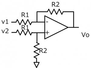 差動増幅回路