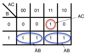 Bの囲みの分割その1