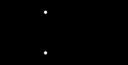 RSラッチ(フリップフロップ)のシンボルと内部構造