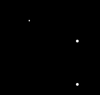 2ビット同期カウンタの構成ゲート